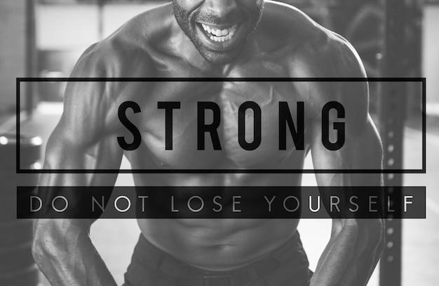 Construisez votre propre force corporelle