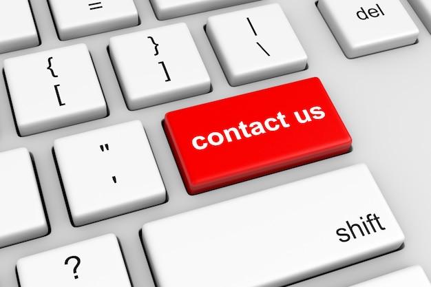 Contactez-nous support en ligne