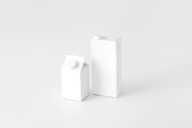 Contenants en carton pour liquide