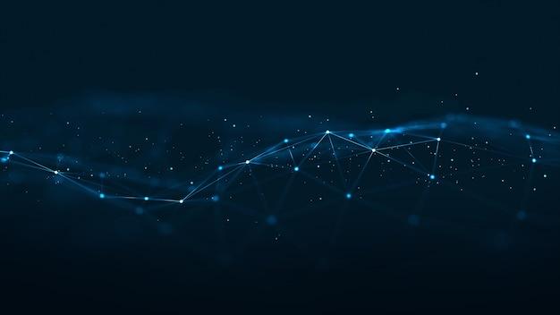 Contexte du réseau technologique.