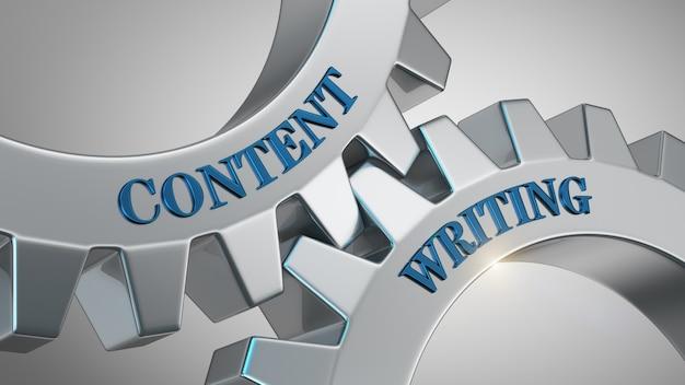 Contexte d'écriture de contenu