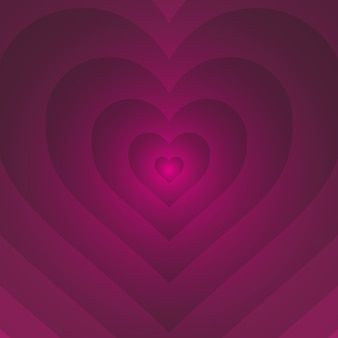Contexte happy valentines day
