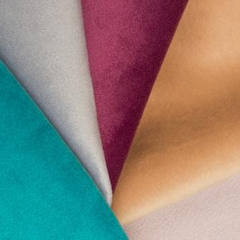 Contexte de tissu abstrait