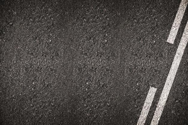 Contexto de chaussée routière