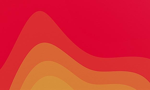 Contour de mur de feu abstrait. fond d'illustration de flamme