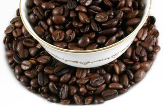 Contrairement rôti de café