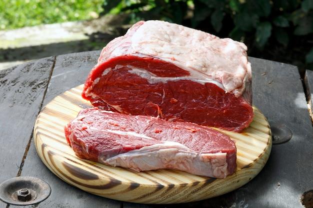 Contre le steak cru