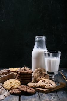 Cookies au chocolat faits maison