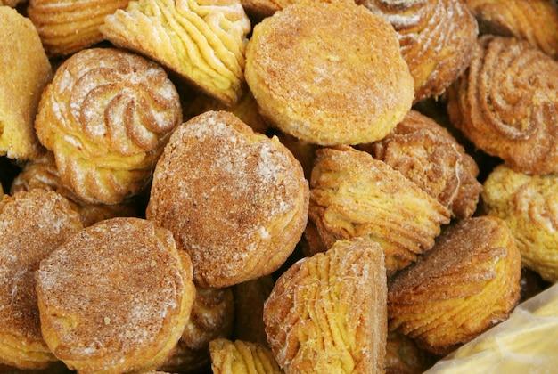 Cookies à la pate d'amande