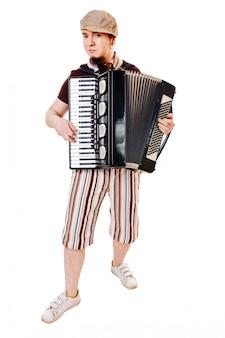 Cool musicien