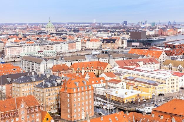 Copenhague aérienne