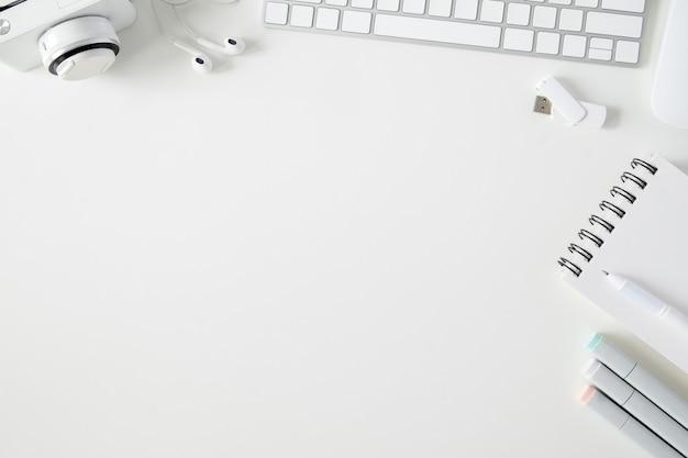 Copier l'espace topview de la table professionnelle.