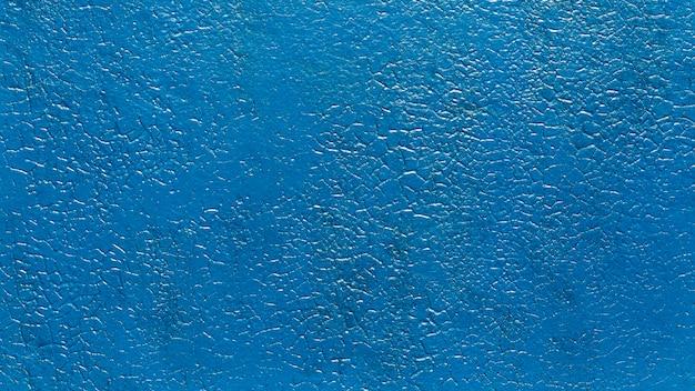 Copiez l'espace fond bleu minimaliste