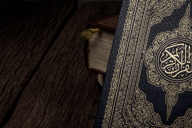 Coran - livre sacré des musulmans