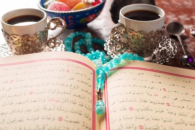 Coran, thé et délices turcs