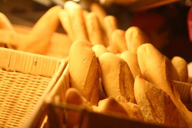 Corbeille à pain couleur dorée chaude