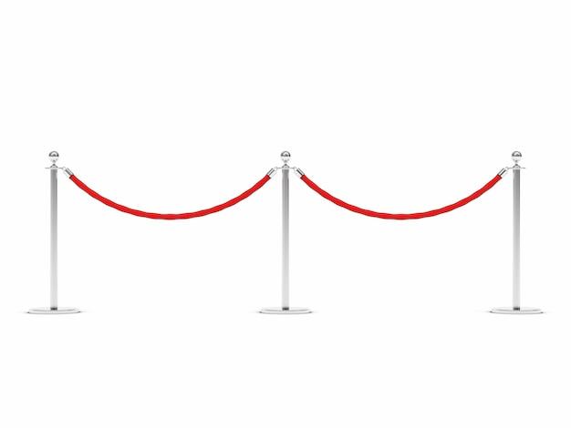 Corde de barrière