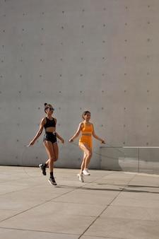 Corde à sauter pour femmes