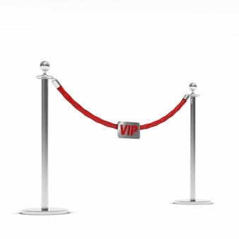 Corde vip barrier