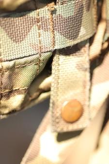 Cordura en tissu spécial camouflage aux couleurs multicam