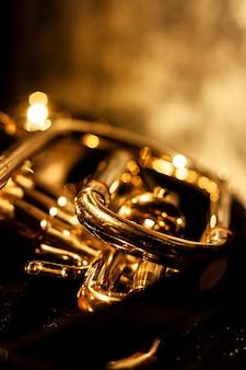 Cornet musical classique