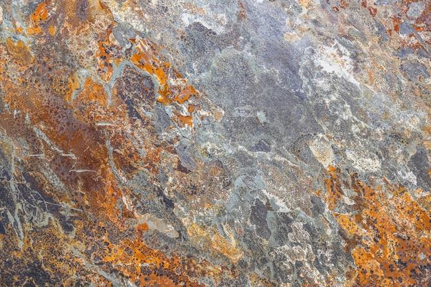 Corrosion de mur de pierre ou texture de pierre grunge.
