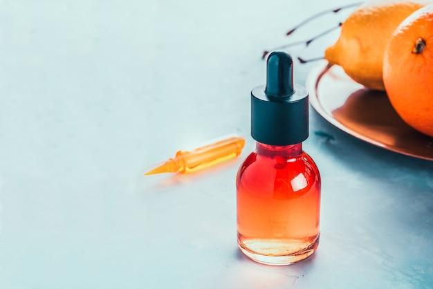 Cosmétique bio bio à la vitamine c huiles homéopathiques compléments alimentaires nature morte
