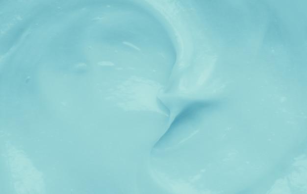 Cosmétique pour le visage et le corps. texture. mise au point sélective.