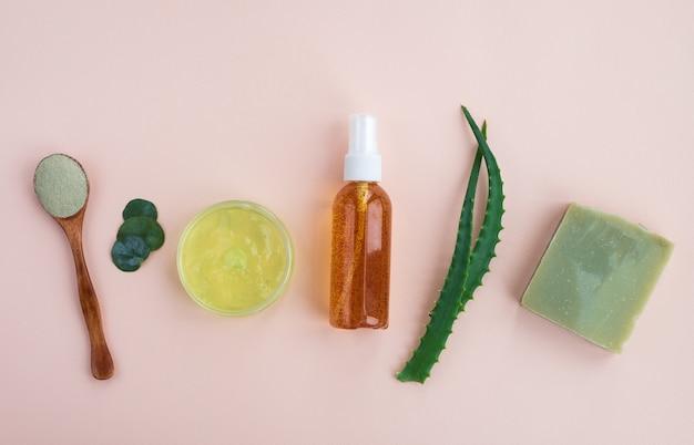 Cosmétiques naturels et ingrédients