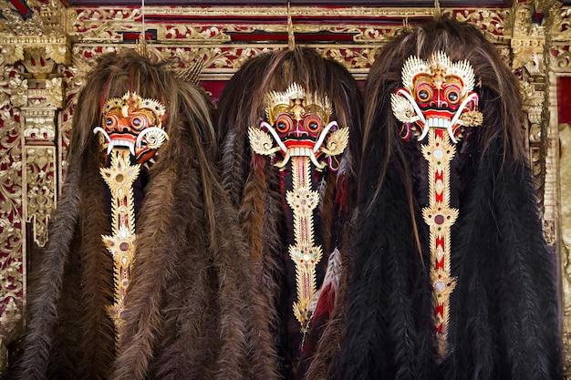 Costumes barong