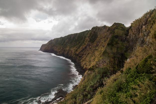 Côte nordeste aux açores