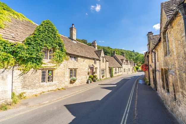 Cotswolds villages angleterre royaume-uni