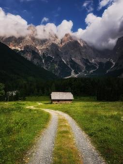 Cottage dans la vallée de krnica