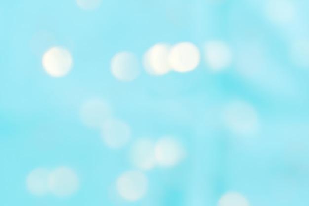 Couleur bleu clair abstraite floue