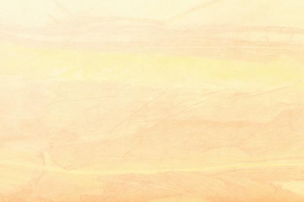 Couleur de fond d'or et jaune d'art abstrait