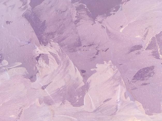 Couleur de fond violet et lilas d'art abstrait.