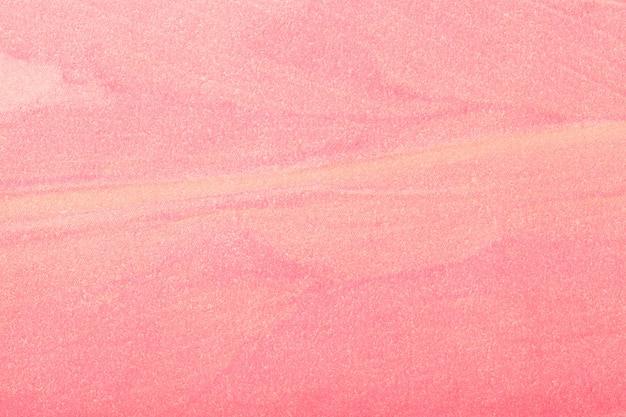 Couleur rose pâle de fond d'art abstrait