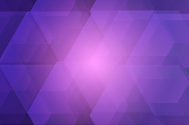 Couleur violette design moderne élément géométrique vecteur abstrait pour entreprise ou bannière web