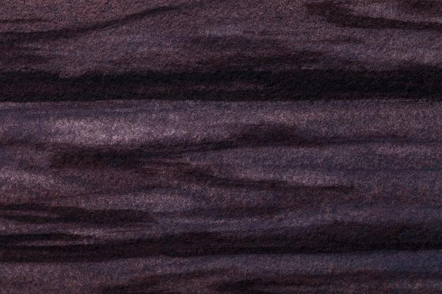 Couleurs brun foncé et noir de l'art abstrait.