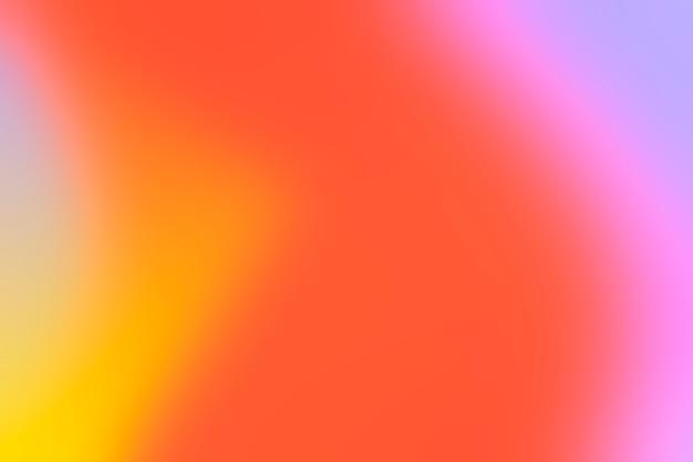Couleurs électriques en abstraction