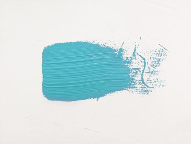 Coup de pinceau et texture