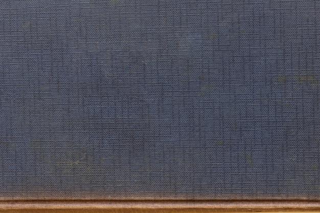 Coup plein cadre de la couverture du livre de texture abstraite