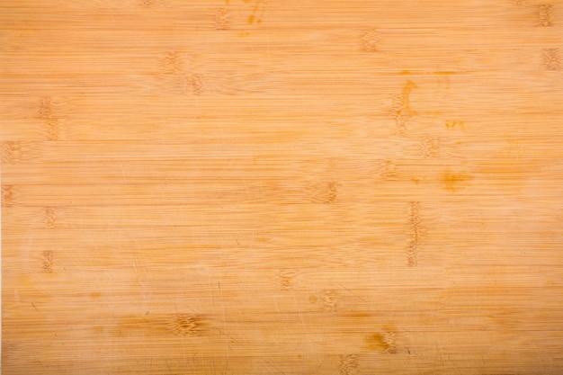 Coup de plein cadre de fond en bois marron