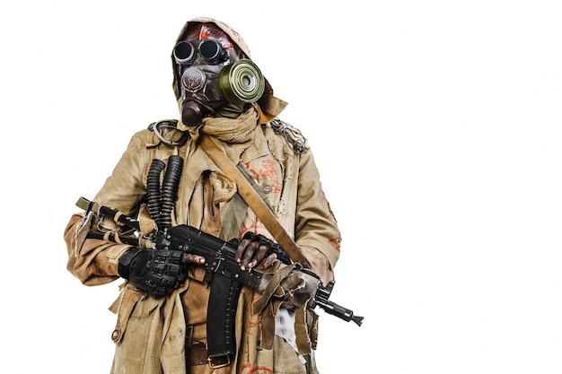 Coup de studio de survivant nucléaire