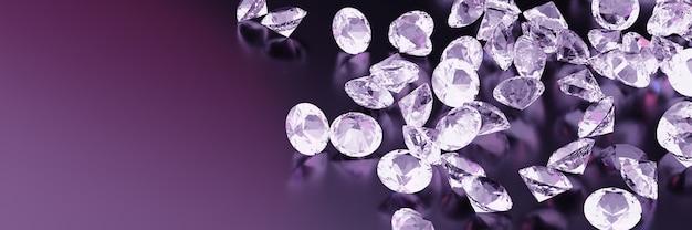 Coupe classique diamant