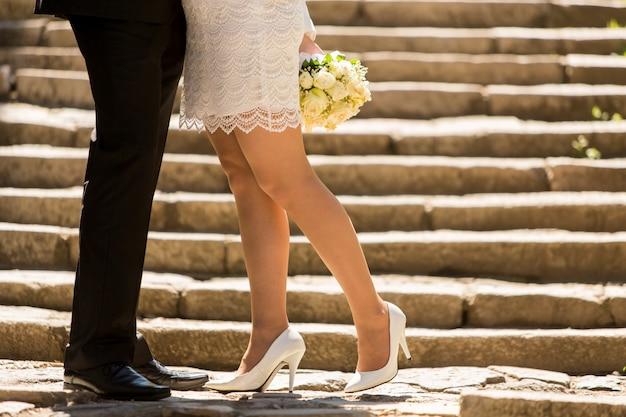 Couple de mariage
