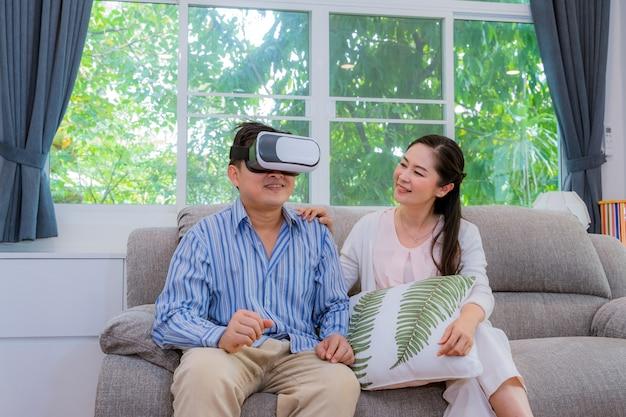 Couples D'âge Moyen Photo Premium