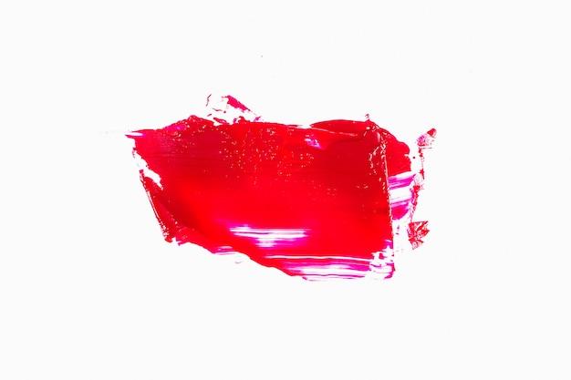 Coups de pinceau abstraits en acrylique ou en couleurs à l'huile