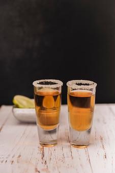 Coups de tequila