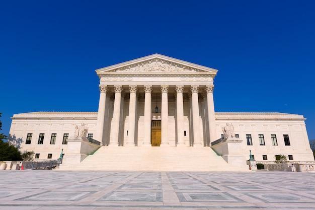 Cour suprême des états-unis à washington